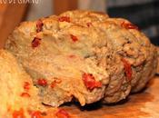 Muscolo grano pomodorini secchi