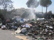 Emergenza rifiuti Cinisi Terrasini