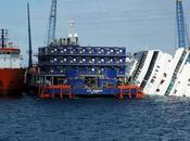 Costa Concordia, ancora ritardi sabbia ferma trivella Rassegna Stampa D.B.Cruise Magazine