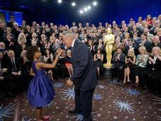 Oscar 2013: look belli 85th Academy Awards Nominations Luncheon