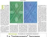 Enzo Miglietta poesia visiva: Ortogrammi recycling