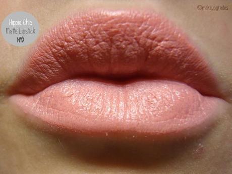 4 Matte Lipstick NYX