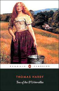TESS OF THE D'URBERVILLES. A pure woman - Thomas Hardy