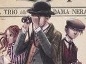 """""""Sherlock, Lupin trio della dama nera"""" Alessandro Gatti (alias Irene Adler), battello Vapore, Piemme"""