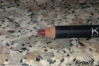 "REVIEW PRECISION LIP PENCIL NR. 312 ""PRUGNA"" KIKO"