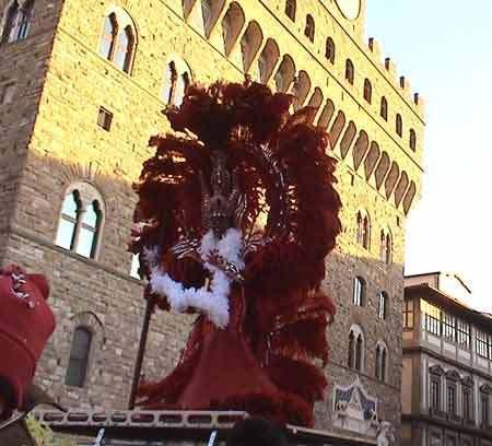 Carnevale a Firenze