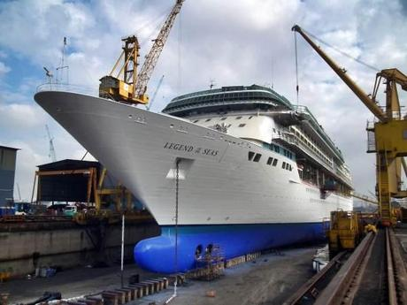 Royal Caribbean: dopo il dry-dock, pronta a debuttare nel Mediterraneo Legend of the Seas