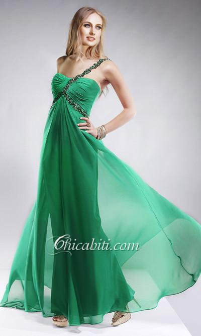 super popular c5b11 d844c Abiti da cerimonia color verde smeraldo – Vestiti da cerimonia