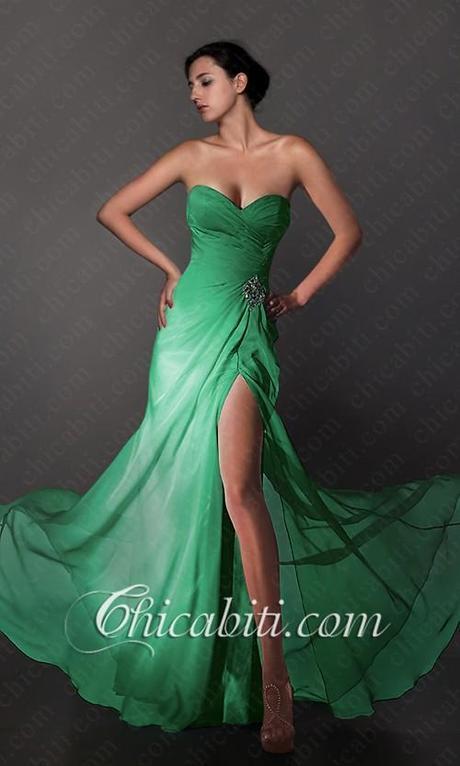 finest selection ce08a 8590e Abiti da cerimonia verde smeraldo 2013 - Paperblog