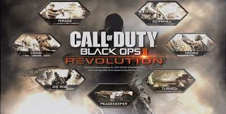 Black Ops 2 : trapela una data di uscita di Revolution su PS3 ?