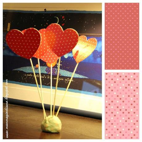centrotavola autunnali addobbi fai da te : Lo scorso anno per festeggiare San Valentino in famiglia, avevo ...