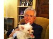 Mario Monti, show Daria Bignardi cuccioli adottare esami cultura