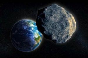 Asteroide DA14 in avvicinamento
