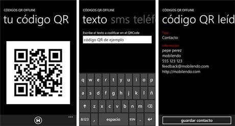 Nokia Lumia Leggere e creare QR code Download Gratis