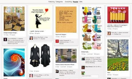 Tutorial di Pinterest, cos'è pinterest? Come usare pinterest, istruzioni su Pinterest,