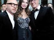 Sanremo 2013, Bianca Balti veste Dolce Gabbana, abiti gioielli