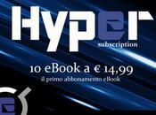 Nasce Hyper Mezzotints Ebook: primo abbonamento ebook