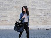 Outfit: Black Grey tones