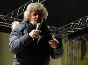 Beppe Grillo Verona Photo Gallery video arrivo
