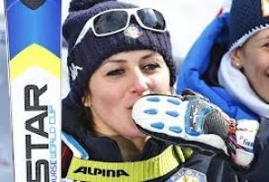 Argento per Fanchini ai mondiali di sci