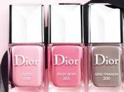 colori della primavera secondo Dior Chanel