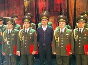 Festival SA(N)REMO: Toto Cutugno coro dell'Armata Russa