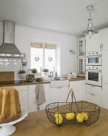 In polonia uno chalet in stile scandinavo paperblog - Cucine stile scandinavo ...