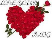 "Premio ""love your blog"""