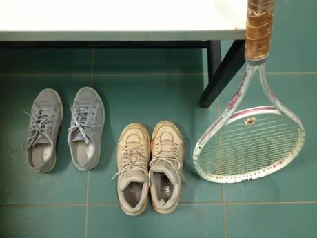 sneakers lacoste L27 outdoor  tennis