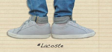 scarpe lacoste sneakers l27 outdoor outfit blogger