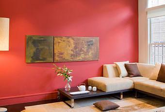 La scelta dei colori alle pareti influenza larredamento - Paperblog