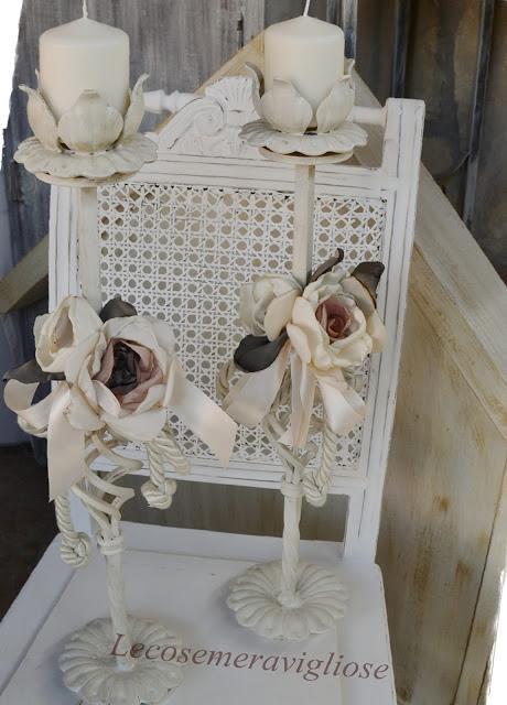 My Shabby nest: cuori haute couture e provenzali, chandeliers, cornici romant...