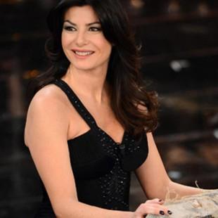 Ilaria D'Amico sanremo 2013