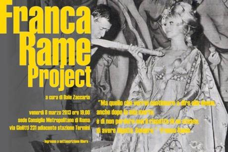 franca rame project