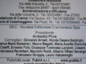sfida Mondo Padano? monopolio!!! racconta giornale Provincia Cremona?