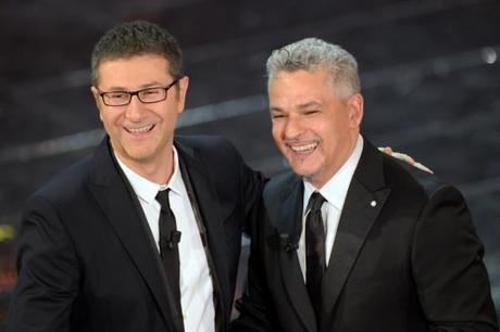 Roberto Baggio ospite a Sanremo | Video Sanremo 2013 Sanremo Roberto Baggio Sanremo Roberto Baggio Baggio