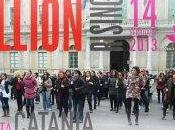 Oggi c'ero anch'io ballare Billion Rising. stato bellissimo.