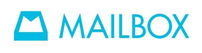 Mail box app orchestra logo