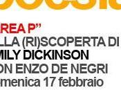 POESIA: EMILY DICKINSON ENZO NEGRI Area Milano incontra poesia