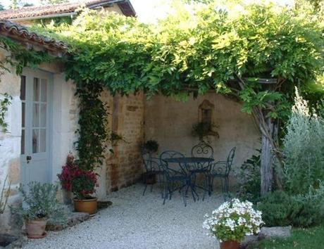 Una casa colonica nella campagna francese paperblog for Piccola casa di campagna francese