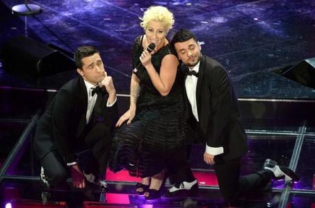 Sanremo (Fashion) Story ● Le pagelle di stile a cura di Eleonora Giovanforte (Quarta serata, Sanremo 2013)