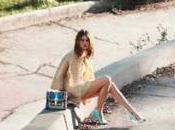 Angela Lindvall Dolce Gabbana Elle France