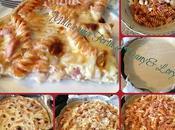Torta rustica golosa ripiena pasta
