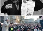 Beppe Grillo sceglie Tg24 l'unica intervista della campagna elettorale