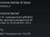 Cyanogenmod: arriva Android 4.2.2 Samsung Galaxy Nexus