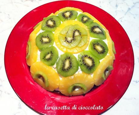 Zuccotto cuor d 39 ananas paperblog for Decorazione zuccotto