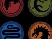 Loghi delle Orde combattimento presenti Ender's Game