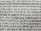 dimissioni Giannino. destra seria (Michele Serra)