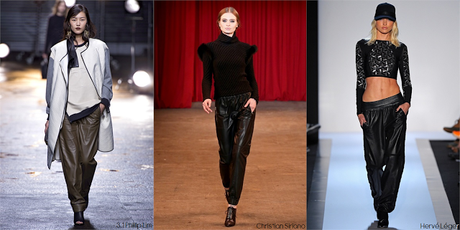 NYFW: Trends for F/W 2014
