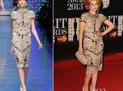 Paloma Faith Dolce Gabbana 2013 Brit Awards